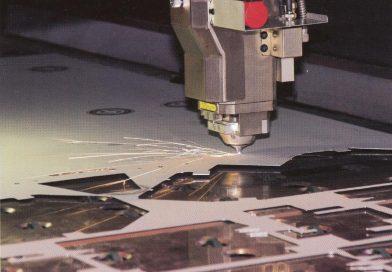 Cięcie laserowe od firmy Pro-Metal-Form